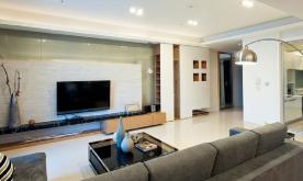 两代同堂的新式思维简约风尚三居室装修案例 现代简约风格三居装修设计效果图赏析