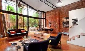 时尚个性的魅力三居室装修案例 现代北欧时尚三居装修设计效果图赏析