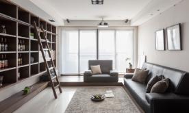 内敛而大气中式风格一居室装修案例 中式风格一居室装修设计效果图赏析