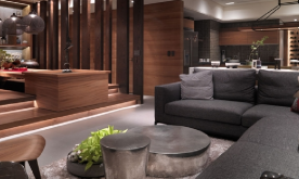 东方气质的氛围茶空间装修案例 中式品人生风格装修设计效果图欣赏