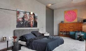 品味生活之现代简约公寓装修案例 现代简约风格公寓装修设计效果图欣赏