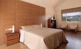 亲近自然的198平度假风情木屋装修案例 198平私人住宅装修设计效果图欣赏