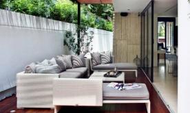 亲近自然的现代之家装修案例 满园春色关不住风格装修设计效果图赏析