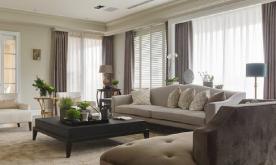 美式复古温馨宅居装修案例 美式复古风装修设计效果图欣赏