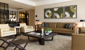 中国风的完美演绎装修案例 新中式风格三居室装修设计效果图欣赏