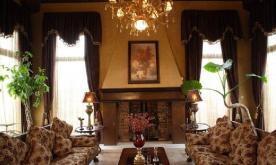 新古典大宅装修案例 新古典风格装修设计效果图欣赏