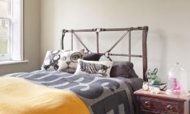 乡村风与艺术的混搭复式公寓装修案例 创意混搭复式公寓装修设计效果图赏析