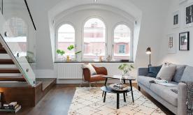 北欧别墅室内设计图 北欧别墅室内设计效果图欣赏