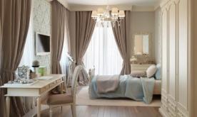 欧式效果图设计 欧式公寓装修设计效果图欣赏