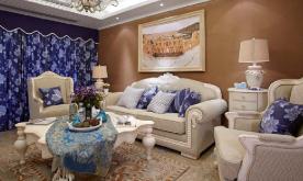 地中海家居设计案例 地中海风格装修设计效果图分享