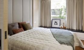 让空间更柔和温馨的原木家装案例 2017现代原木设计效果图欣赏