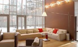 原始公寓化身华贵艺术洋房装修案例 2017艺术型公寓效果图欣赏