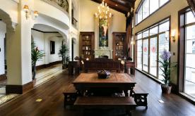 奢华别墅装修设计案例 奢华别墅效果图分享