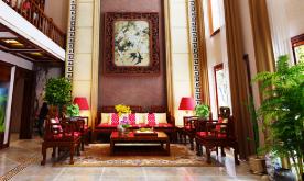 中式别墅装修设计案例 中式别墅效果图欣赏