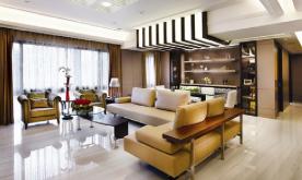 中式禅风意境别墅家居装修设计案例 中式禅意别墅效果图欣赏