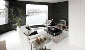 现代简约风格别墅装修设计案例 现代简约别墅效果图欣赏