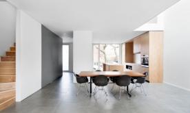 极简主义北欧风室内设计案例 北欧室内设计效果图分享