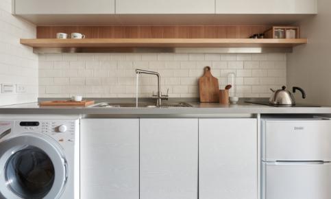 复式单身公寓装修设计案例 复式单身公寓效果图赏析