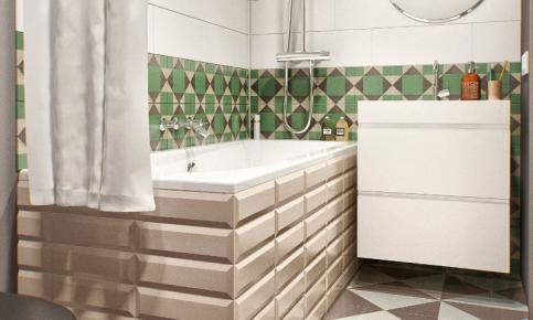 北欧风单身公寓装修设计案例 北欧风单身公寓效果图欣赏
