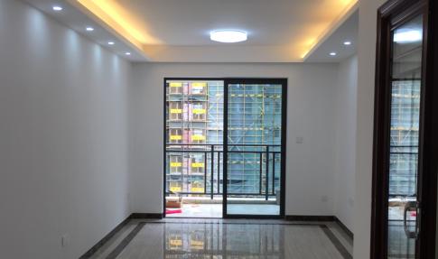 中山开发区建大领秀城 现代风格家庭装修设计效果图