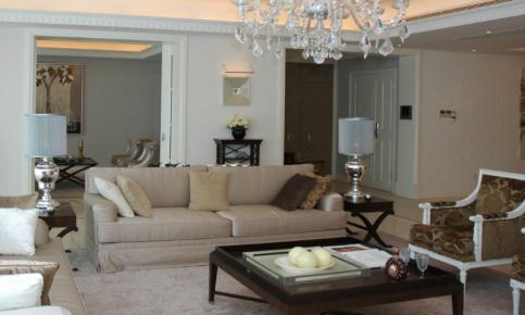家装欧式风格设计案例 家装欧式效果图欣赏