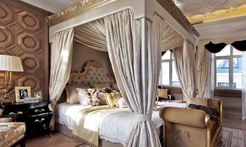 奢华欧式风格装修案例 奢华欧式风格效果图欣赏