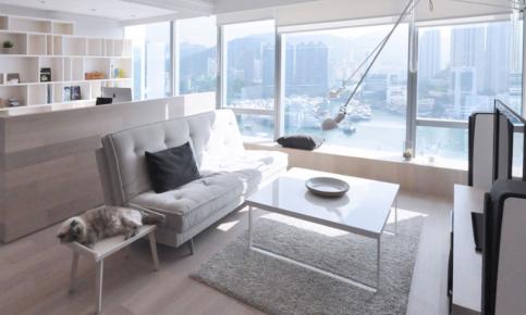 日式风格一居室装修设计案例 日式风格效果图欣赏