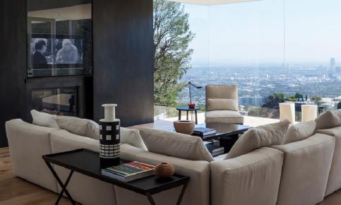 拥有最好景观的大宅别墅设计 现代时尚别墅效果图欣赏
