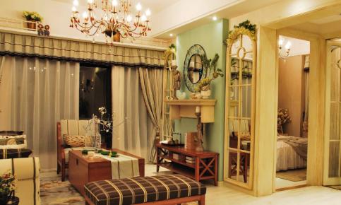 创意混搭家装设计案例 创意混搭家装效果图
