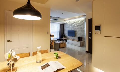 独家日式风格装修设计案例 现代日式风格效果图欣赏