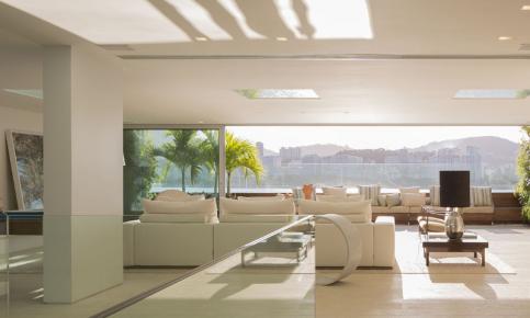 300北欧风格家居装修设计案例 300平北欧家居效果图