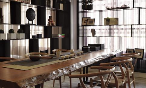 日式两居装修设计案例 日式两居效果图欣赏