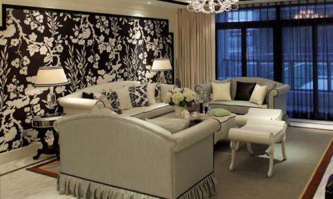 简约欧式大宅装修设计案例 简约欧式大宅效果图欣赏