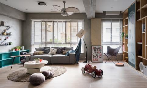 现代北欧风格室内设计案例 北欧室内设计实景欣赏