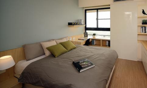 日式风格三居室家装 日式风格三居室效果图欣赏