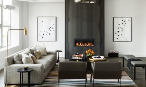 秋冬北欧公寓装修设计案例 秋冬北欧公寓效果图欣赏