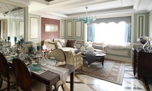 奢华欧式装修设计案例 奢华欧式效果图欣赏
