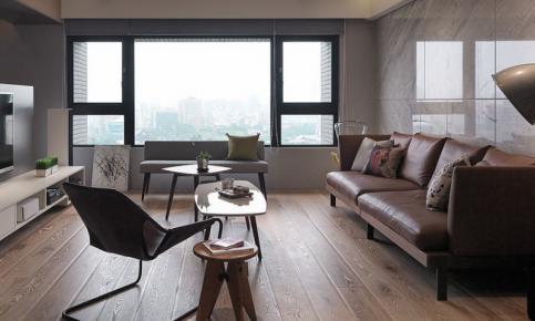 日式风格三居装修设计案例 日式风格三居效果图欣赏