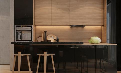 简单的室内设计案例 现代简约装修效果图欣赏