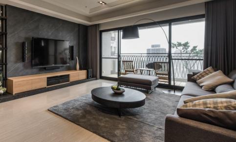日式三居禅意风格装修设计案例 日式三居效果图分享