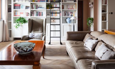 北欧风格家装设计案例 北欧家装效果图赏析