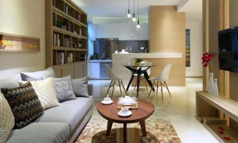 小户型的简约家居装修 小户型简约家居装修效果图欣赏