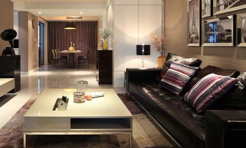 现代简约的家装案例 现代简约的家装效果图欣赏
