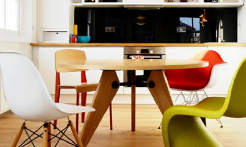 不规则的日式单身公寓案例 日式单身公寓效果图欣赏