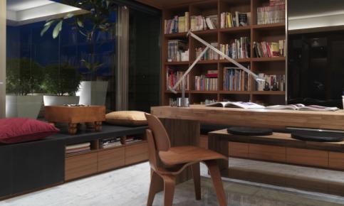 日式两层公寓设计案例 日式复式公寓效果图欣赏
