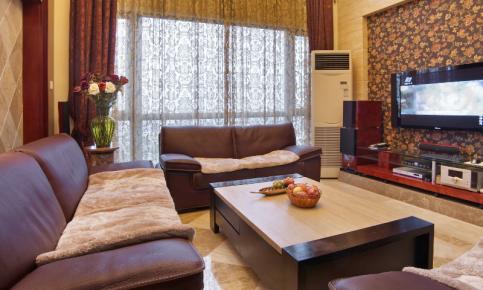 简洁的欧式风格公寓设计案例 简洁的欧式公寓效果图欣赏