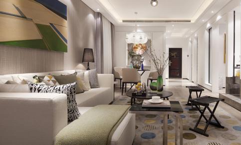 现代时尚家居装修设计案例 现代时尚家居装修效果图赏析
