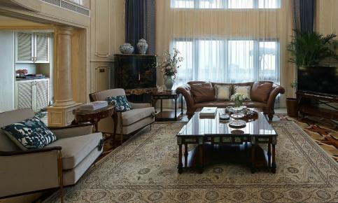 现代欧式别墅装修设计案例 现代欧式别墅效果图赏析