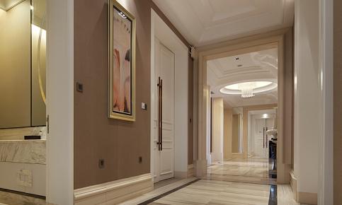 现代欧式别墅大宅装修设计案例 现代欧式别墅大宅效果图欣赏
