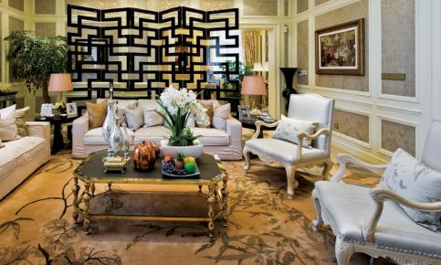 豪华欧式别墅装修设计案例 豪华欧式别墅效果图欣赏